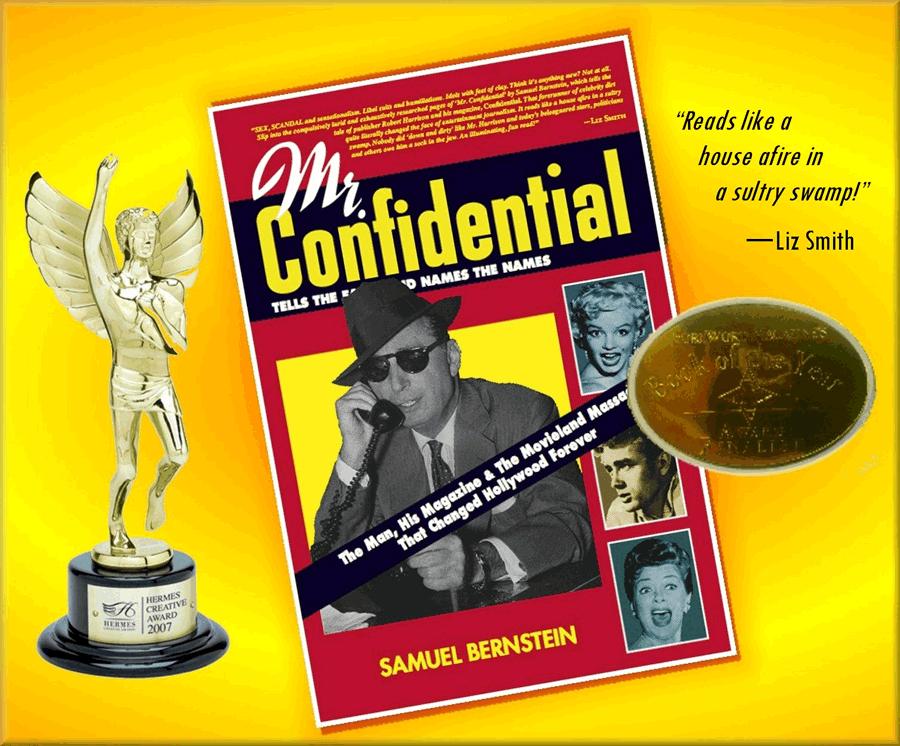 MR  CONFIDENTIAL BOOK REVIEWS
